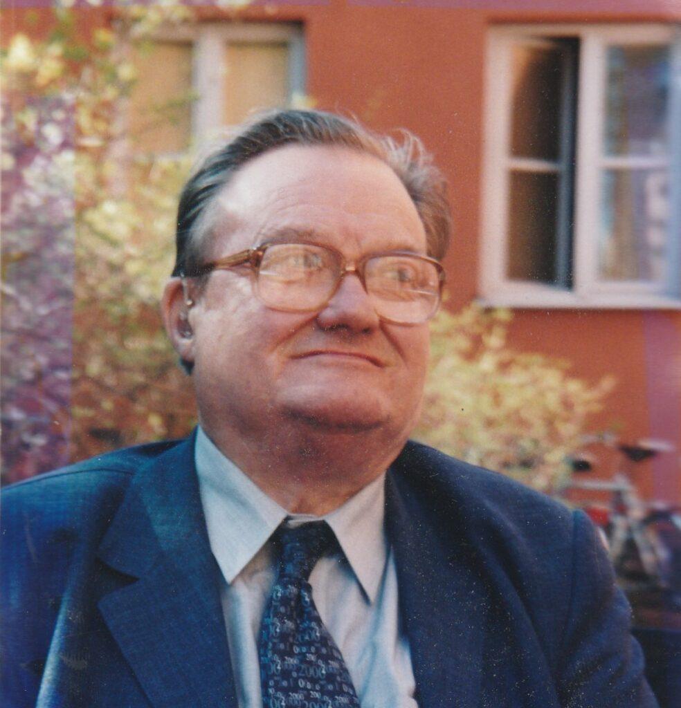 Erik Allardt.